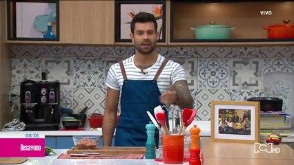 Receta: curry de cubios con leche de coco
