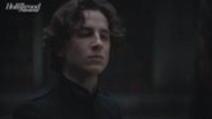 Filmmaker Denis Villeneuve Introduces First 'Dune' Trailer | THR News