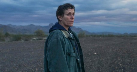 Nomadland  Film con Frances McDormand