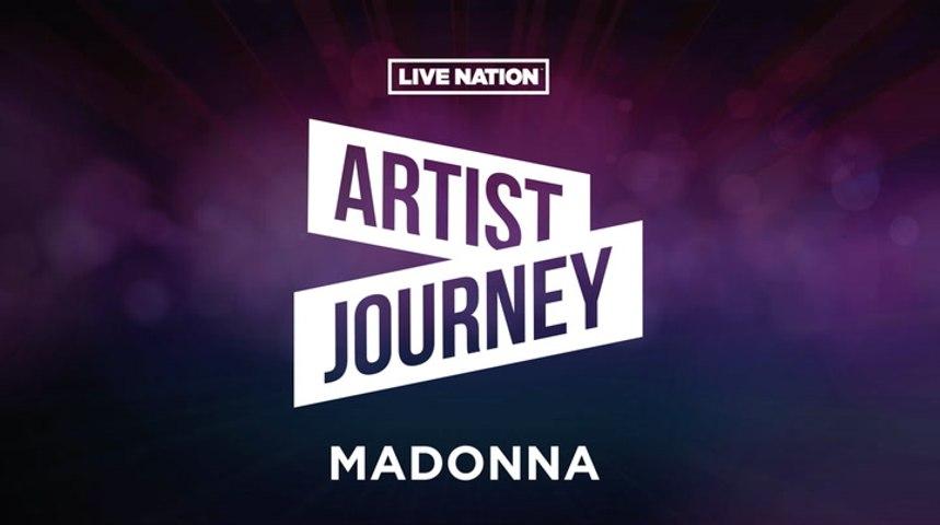 Artist Journey: Madonna