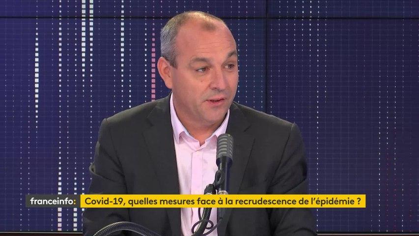 """Télétravail, assurance chômage... le """"8h30 franceinfo"""" de Laurent Berger"""