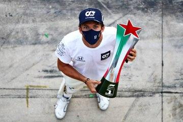 F1 : L'incroyable victoire de Pierre Gasly au Grand Prix d'Italie
