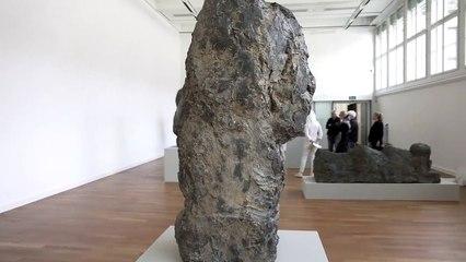 Hans Josephsohn. Solo Exhibition at Museum zu Allerheiligen Schaffhausen