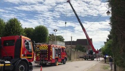 Rigny-le-Ferron accident