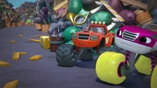 Blaze and the Monster Machines Season 3 Episode 19 Raceday Rescue