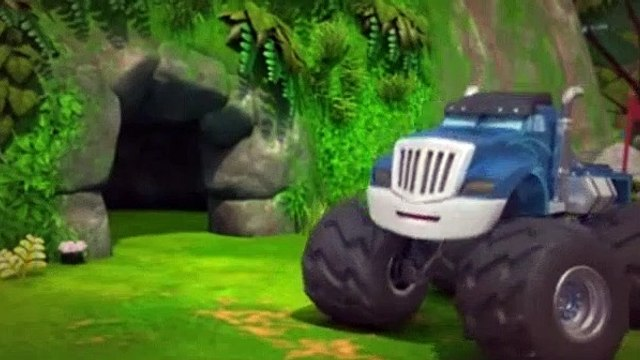 Blaze And The Monster Machines Season 3 Episode 20 Defeat The Cheat_2