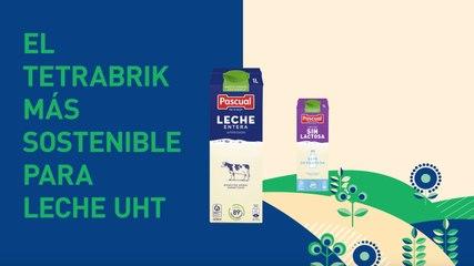 Ha llegado el tetrabrik de leche más sostenible