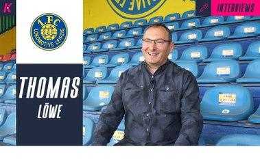 Weltrekord, Corona und Tradition Pur: Lok Leipzig-Präsident Thomas Löwe über blau-gelbe Höhen und Tiefen