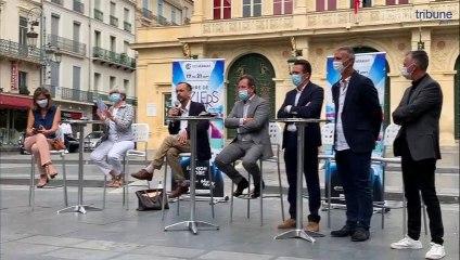 BEZIERS - Le maire annonce la réhabilitation des allées