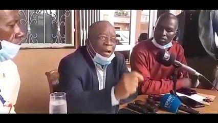 Présidentielle 2020 : Dr Edouard Zoutomou Kpoghomou conteste son exclusion...
