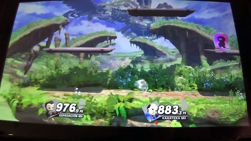 SSBU: EBSF All Stars Temporada Final: Josito Morcillo VS Pantudrift