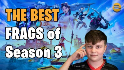 Best Fortnite Frags of Season 3