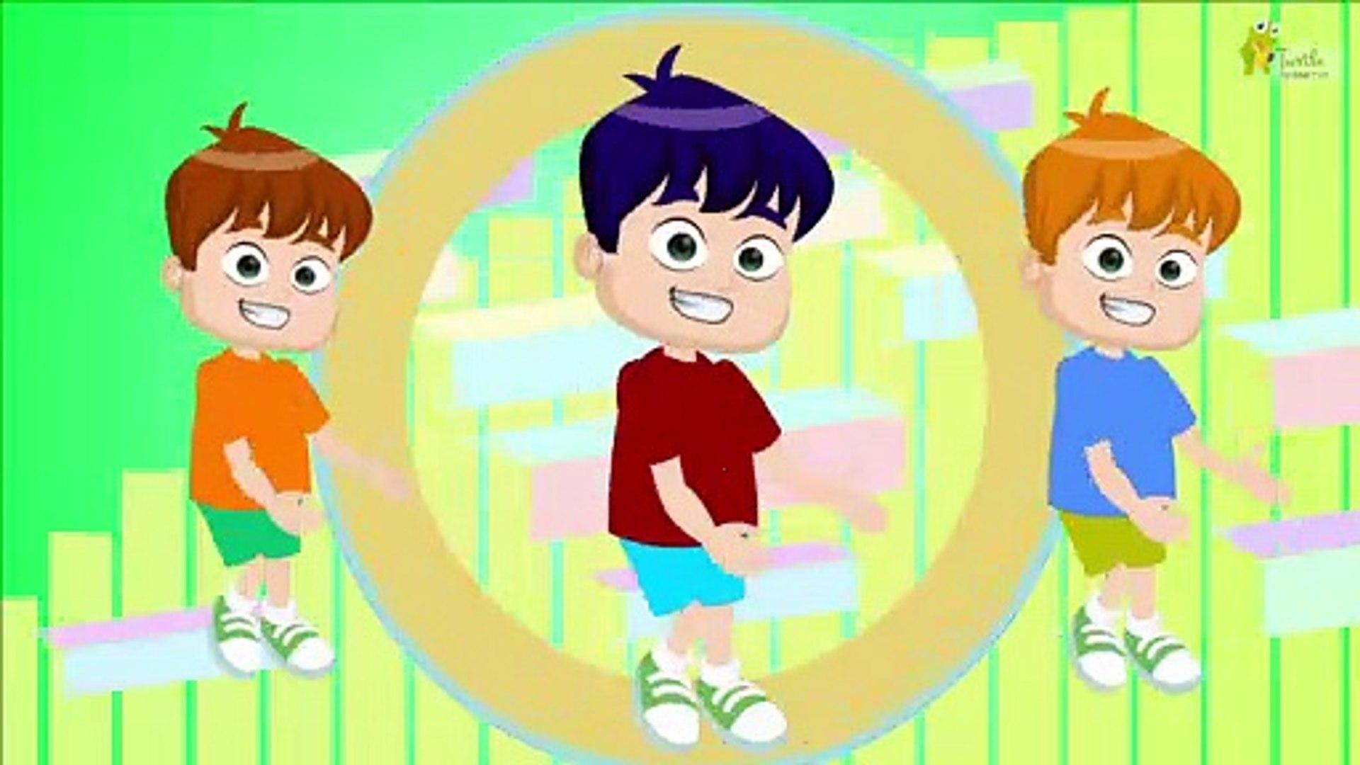 Letters Song - Alphabet P - Letter Songs for Kids - Education Park