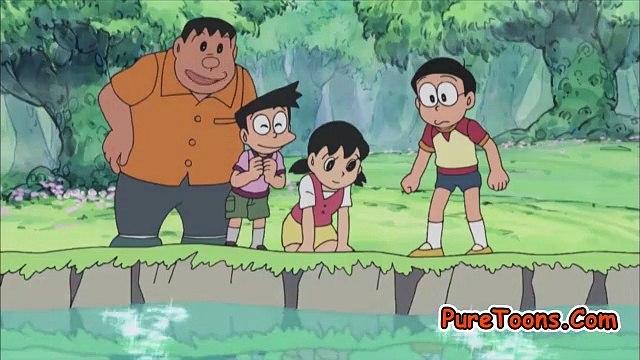 Doraemon cartoon in hindi season 16 episode 03  (  Nobitas birthday adventure )