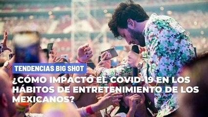 ¿Cómo impactó el COVID en los hábitos de entretenimiento de los mexicanos?