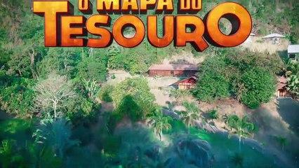 LUCCAS NETO EM O MAPA DO TESOURO - TRAILER OFICIAL