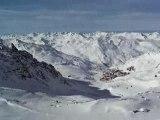 Val thorens 2008 3 vallées peclet ski