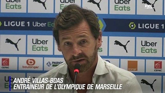 PSG - OM : Villas-Boas annonce le forfait de Sarr (et se veut rassurant pour Sanson)