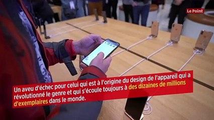 L'inventeur de l'iPhone appelle à se retourner contre sa propre création
