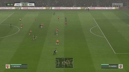 FIFA 20 : notre simulation de Lorient - Lens (L1 - 3e journée)