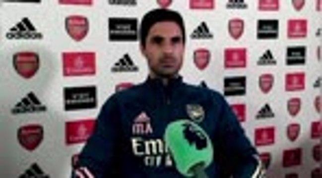 """Arsenal - Arteta : """"Lacazette est vraiment heureux ici"""""""