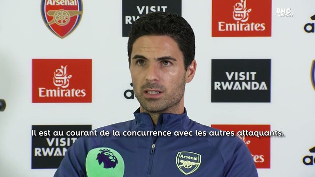 Arsenal : Aubameyang, Lacazette, Guendouzi... Arteta fait le point