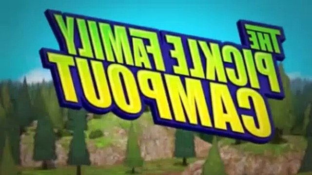 Blaze And The Monster Machines Season 4 Episode 2 Pickle Family Campout