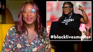 Black Lives Matter Co-Founder Alicia Garza Breaks Down Her Career