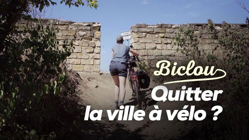 À vélo, comment s'évader loin de Paris en une journée