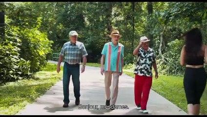 Mon Grand-Père et Moi - Bande-annonce VOST avec Robert De Niro