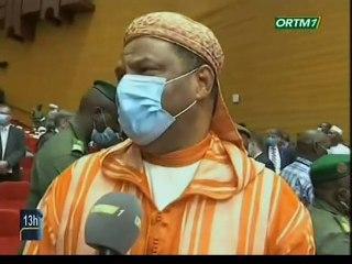 ORTM / Réactions de quelques diplomates accrédités au Mali pour les journées de concertation nationale