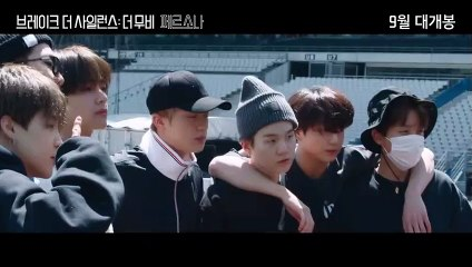 BTS (방탄소년단) 'BREAK THE SILENCE THE MOVIE' - Trailer