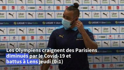 """Football/Ligue 1: Dimitri Payet se méfie du PSG, """"une bête blessée"""""""
