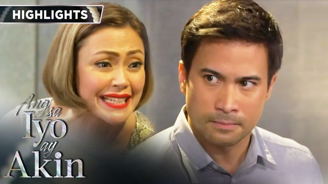 Marissa informs Gabriel about the hijacking incident | Ang Sa Iyo Ay Akin