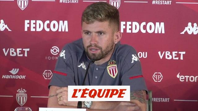 Henrique : «Monaco, le choix parfait» - Foot - Transferts - ASM