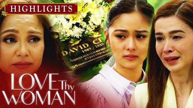 Lucy, humingi ng tawad kina David, Kai at Jia | Love Thy Woman