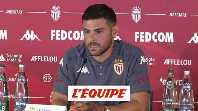 Volland : «Une belle expérience de découvrir la Ligue 1» - Foot - Transferts - ASM