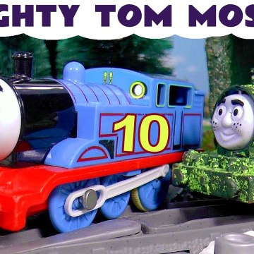 Tom Moss Pranks with Thomas the Tank Engine and Funny Funlings in this Family Friendly Full Episode English Toy Story for Kids from Kid Friendly Family Channel Toy Trains 4U