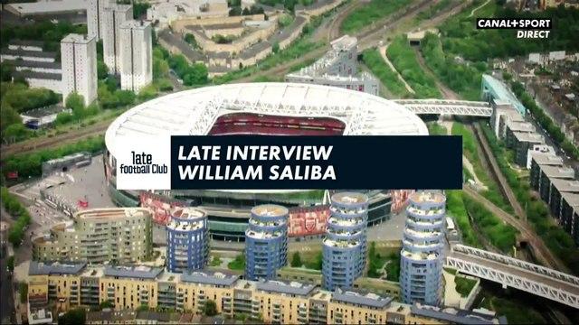 William Saliba - Interview exclusive