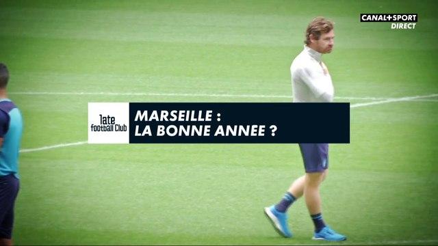Marseille : la bonne année ?