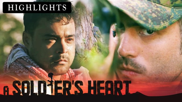 Saal orders his soldiers to spare his brother | A Soldier's Heart