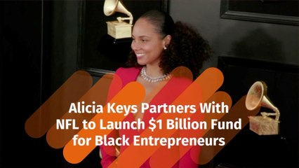 Alicia Keys Deals With The NFL