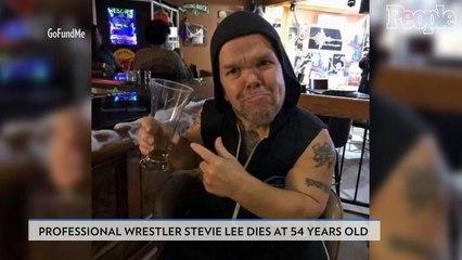 Wrestler and Jackass Star Stevie Lee Dies at 54