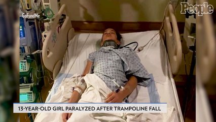 Mom Warns of Trampoline Dangers as Daughter Recovers from Accident That Left Her Paralyzed