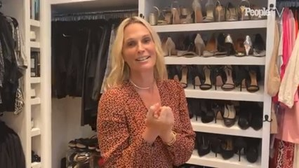 """Molly Sims Shows Off How """"The Home Edit"""" Organized Her California Home"""