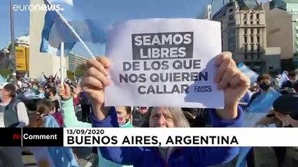 Argentinien: Aufstand gegen die Regierung
