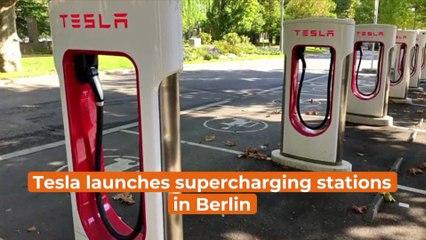 Tesla Goes To Berlin