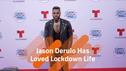 Jason Derulo Is Doing Fine