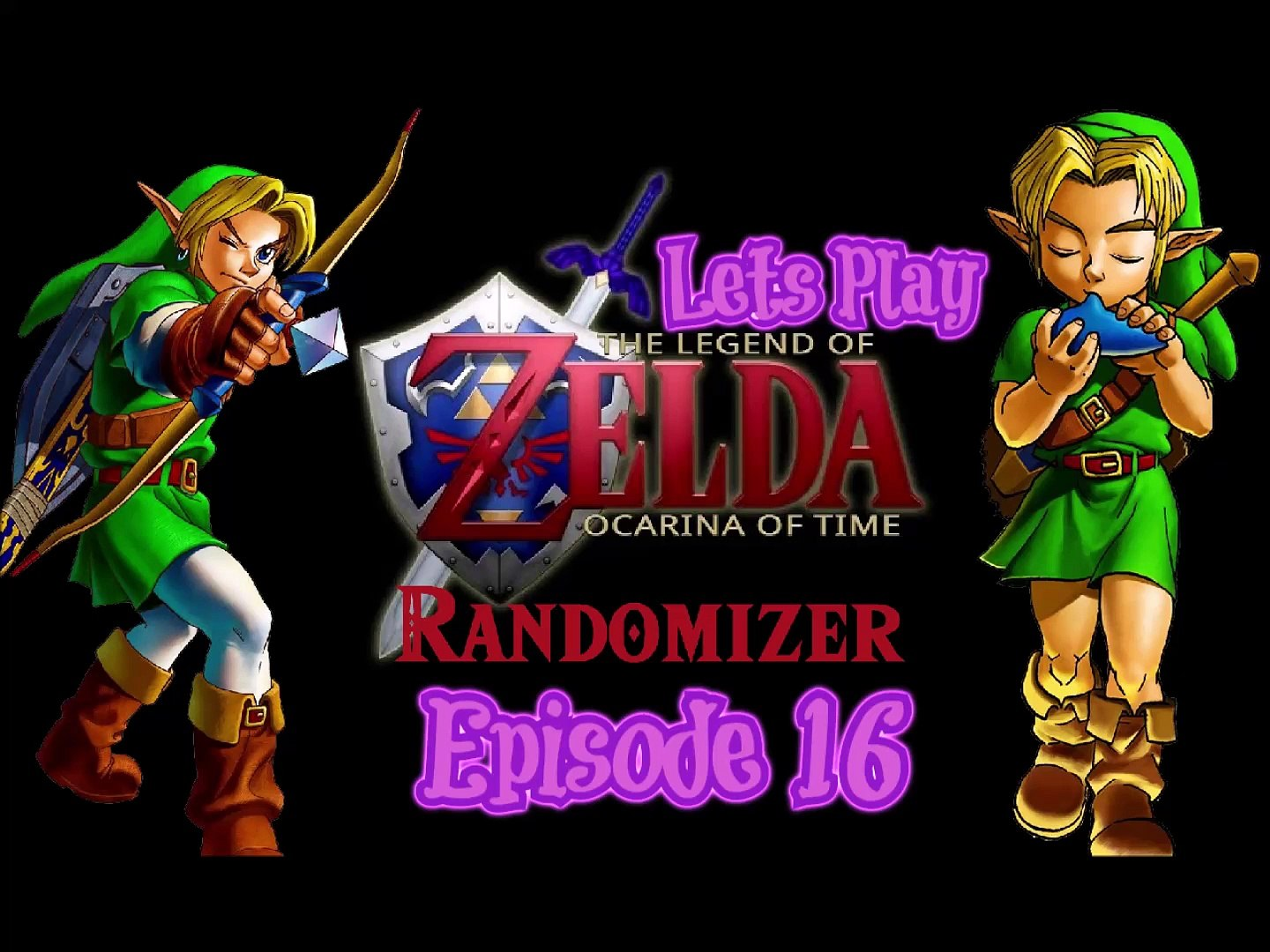 Let S Play Legend Of Zelda Ocarina Of Time Randomizer Purple Madness Episode 16 Treasure Chest Game Video Dailymotion