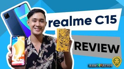 Tech Jungle: realme C15 review